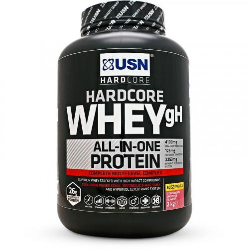 Фото USN Hardcore Whey, протеин