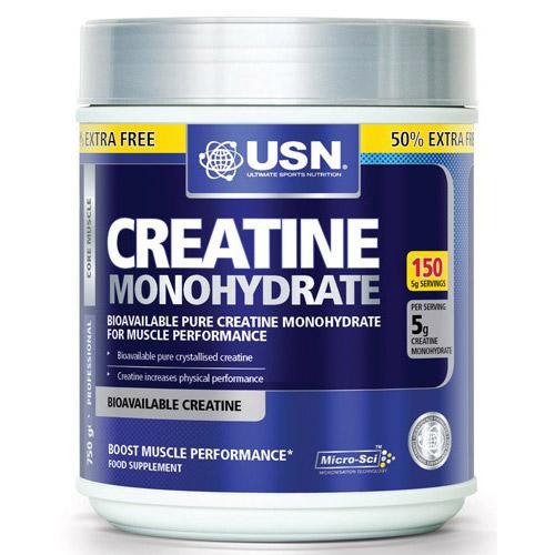 Фото USN Micronized Creatine Monohydrate, креатин