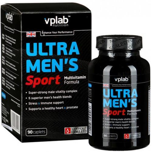 Фото VP Lab Ultra Mens Sport, мультивитамины