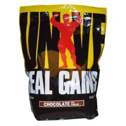 Фото Universal Nutrition Real Gains, гейнер реал гейнс