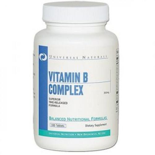 Фото Universal Nutrition VITAMIN B-COMPLEX, витамины