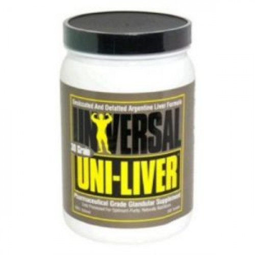 Фото Universal Nutrition Uni-Liver, Аминокислоты