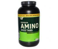 Optimum Nutrition Amino 2222 Tabs
