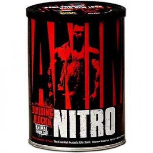 Фото Universal Nutrition Animal Nitro, аминокислоты энимал нитро