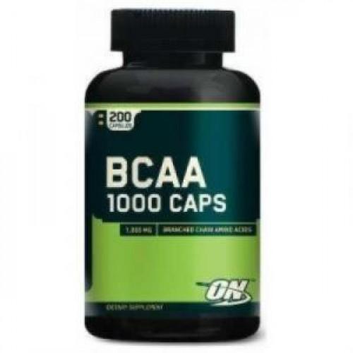 Фото Optimum Nutrition BCAA 1000 Caps, аминокислоты