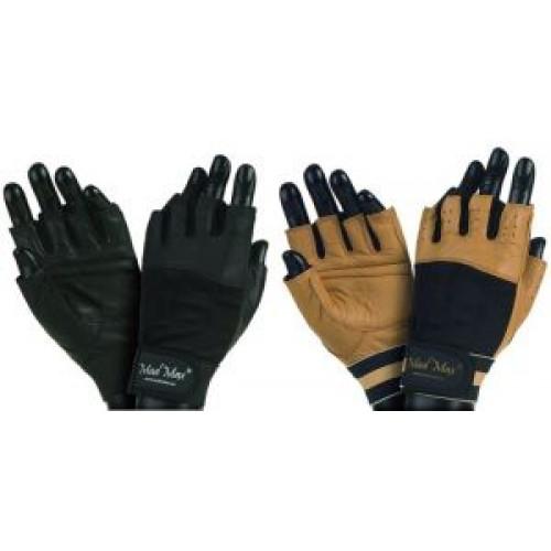 Фото MadMax CLASSIC MFG 248, перчатки для тренажёрного зала