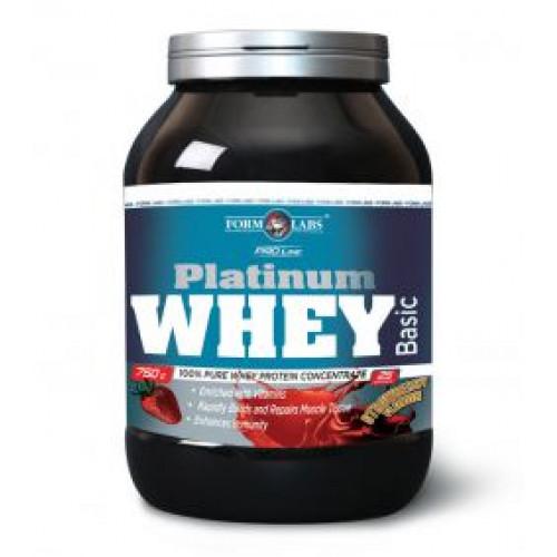 Фото Form Labs Platinum Whey Basic, сывороточный протеин