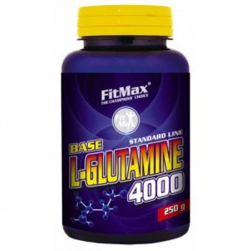 Фото FitMax Base L-Glutamine 4000, Глютамин