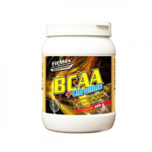 Фото FitMax BCAA+Citrulline, аминокислоты