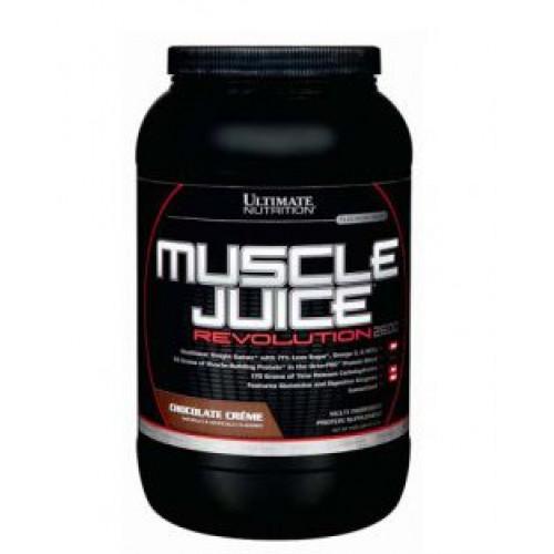 Фото Ultimate Nutrition Muscle Juice Revolution 2600, Гейнер