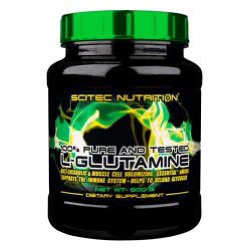 Фото Scitec Nutrition L-Glutamine, глютамин