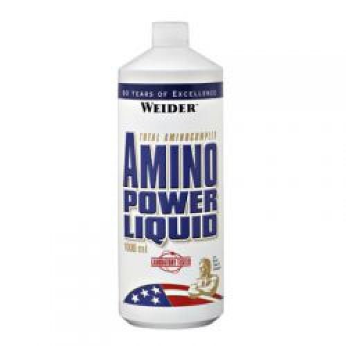 Фото Weider Amino Power Liquid, аминокислоты