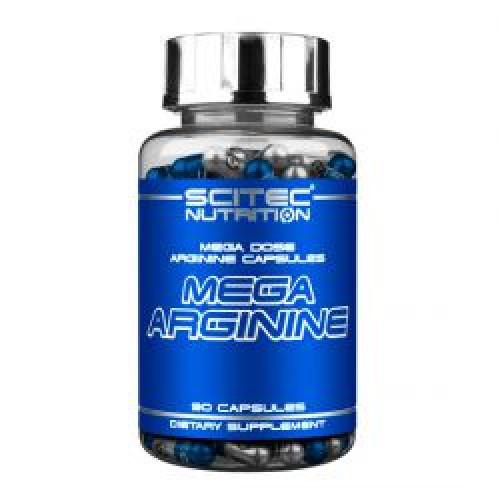 Фото Scitec Nutrition Mega Arginine