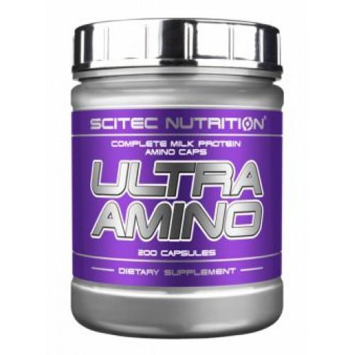 Фото Scitec Ultra Amino, аминокислоты