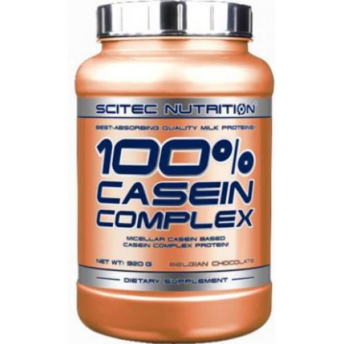 Фото Scitec Nutrition 100% Casein Complex