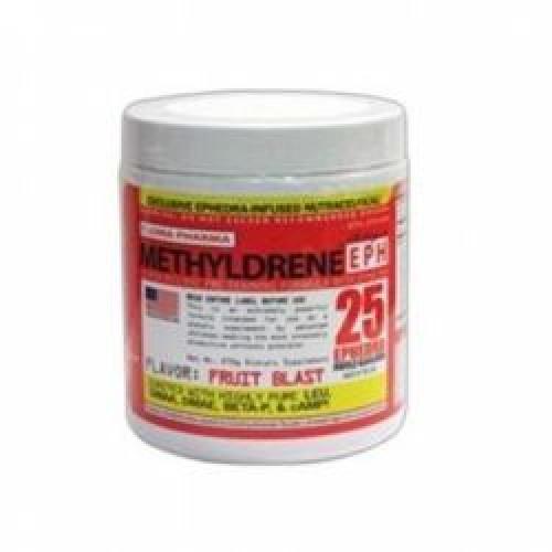 Фото Cloma Pharma Methyldrene EPH, Передтренировочный