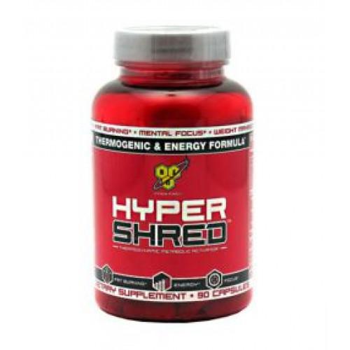 Фото BSN Hyper Shred, жиросжигатель