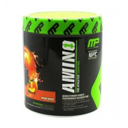 Фото MusclePharm Amino 1 Hydrate+Recover, Аминокислоты