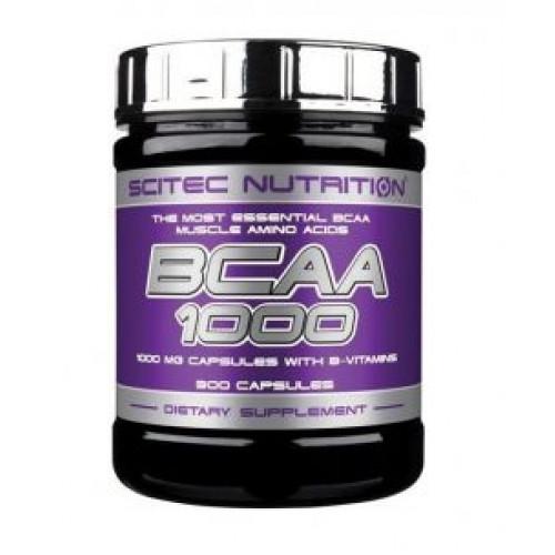 Фото Scitec Nutrition BCAA 1000, аминокислоты