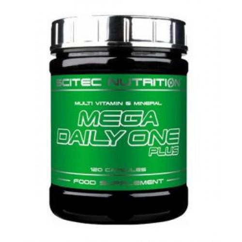 Фото Scitec Nutrition Mega Daily One Plus, мультивитамины