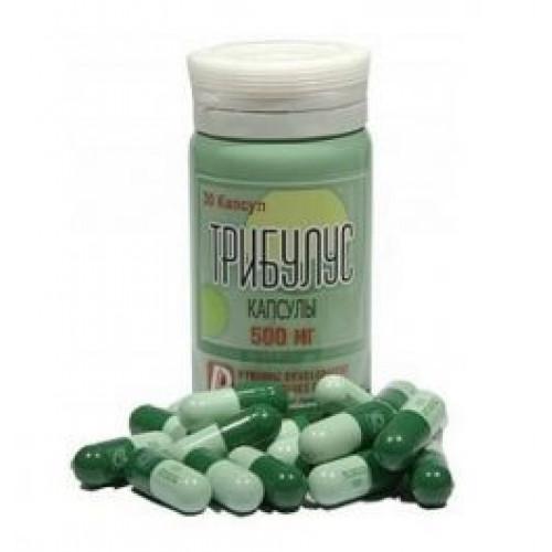 Фото Dynamic Tribulus 500, бустер тестостерона