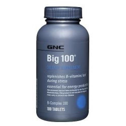 Фото GNC Big 100, Витамины и минералы