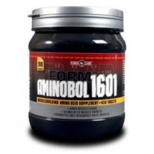 Фото Form Labs Form Aminobol 1601, аминокомплекс