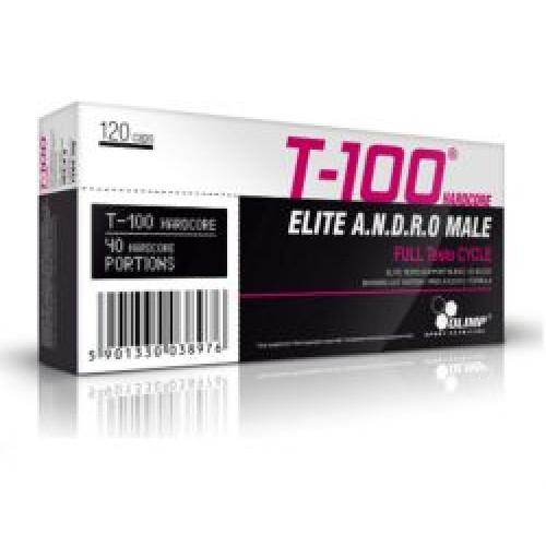 Фото Olimp Labs T 100 Hardcore, Повышающий тестостерон
