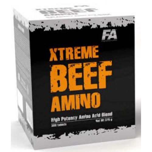 Фото Fitness Authority Xtreme Beef Amino, Говяжьи аминокислоты