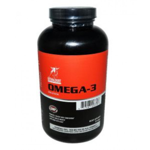 Фото Betancourt Nutrition Omega-3, рыбий жир