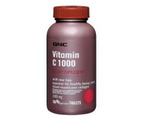 GNC Vitamin C 1000 Rose Hips