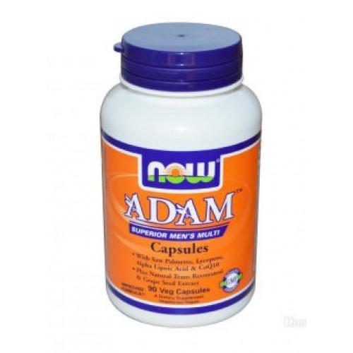 Фото NOW Adam, витамины для мужчин