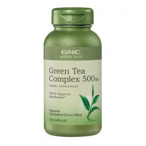 Фото GNC Green Tea Complex Жиросжигатель