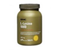 GNC L-Lysine 1000