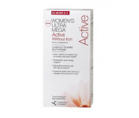 GNC Womens Ultra Mega Active no iron