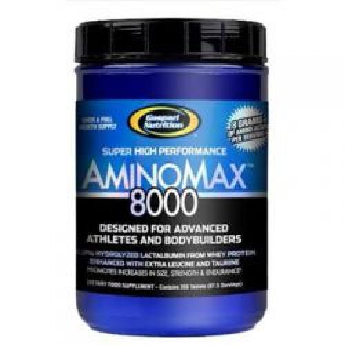 Фото Gaspari Nutrition Amino Max 8000, Аминокислоты