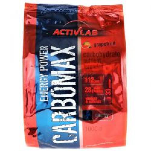 Фото ActivLab Carbomax Energy Power, углеводы с витаминами