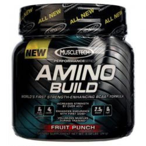 Фото MuscleTech Amino Build, Аминокислоты