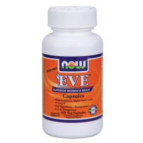 Фото NOW EVE, витамины ева