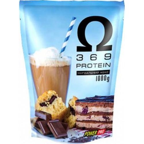Фото Power Pro Omega 3-6-9 protein, Протеин