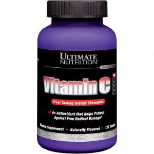Фото Ultimate Nutrition Vitamin - С, Витамины